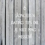 Jongeren dating tips